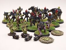 The Champions Of Death - Shambling Undead Blood Bowl Team - Painted