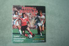 Leeralbum Panini Fussball 79