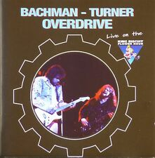 CD-Bachman-Turner Overdrive-Live on the King Biscuit Flower Hour-a168