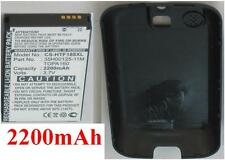 Shell + Battery 2200mAh type 35H00125-36 1/12ft TOPA160 For HTC Smart F3188