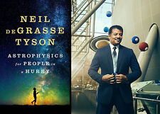 Astrophysics for People in a Hurry by Neil deGrasse Tyson BESTSELLER NEW 2017