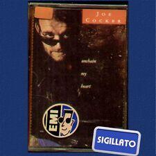 "JOE COCKER "" UNCHAIN MY HEART "" MUSICASSETTA SIGILLATA (MC - K7)"