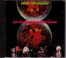 IRON BUTTERFLY - In-A-Gadda-Da-Vida - CD Album *Early Germany Pressing*