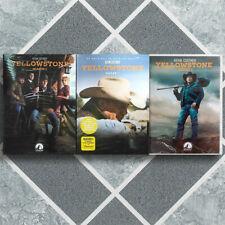 Yellowstone Season 1 & 2 & 3 (DVD 2020, 12-Disc Set) Region 1 Brand New & Sealed