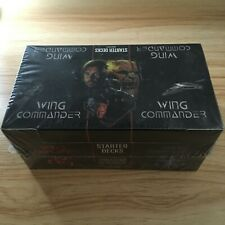 Wing Commander CCG Starter Deck Box, 6 of each
