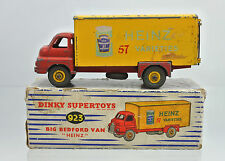 "VINTAGE DINKY 923 BIG BEDFORD ""HEINZ"" DELIVERY TRUCK"