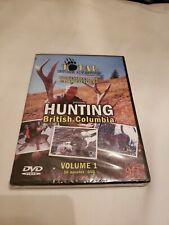 Hunting British Columbia Volume 1 (Dvd 2009) Total Outdoor Adventures New