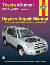 service repair manuals for toyota 4runner for sale ebay rh ebay com 1986 toyota 4runner factory service manual 2005 Toyota 4Runner Parts