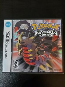Pokemon -- Platinum Version (Nintendo DS, 2009)