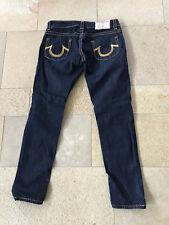 True Religion Jeans blau Straight Gerade W30