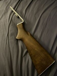 Vintage Remington Camera Stabilizer Mount Gunstock Rifle Gun Stock Grip