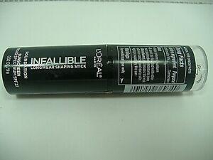 L'Oreal Paris Infallible Longwear Shaping Stick Foundation, 403 Buff, 0.32 Ounce