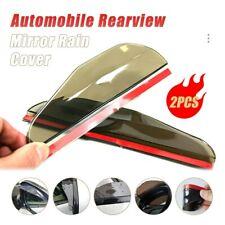 Car Rear View Side Mirror Rain Board Eyebrow Guard Sun Visor Accessories US