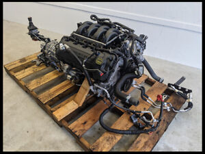 2015-2021 Ford Mustang Shelby GT350 Voodoo 5.2L Engine 6 Spd Tremec Trans Kit