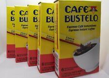 Cafe Bustelo Espresso Instant Coffee Packets Espresso Cafe Instantaneo Paquetes