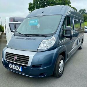 2010 Trigano Tribute 650 Motorhome - Only 29,000 miles