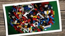 LEGO® Bausteine 200 Steine gewaschen Basic Grundbausteine bunt gemischt Platten