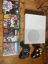Xbox One S 500 Gb Mit 2 Controllern Und 4 Spielen