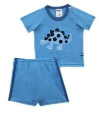 Oshkosh Stegosaurus Dinosaur Baby Set Boys Wear (Blue #1) Size 3 months