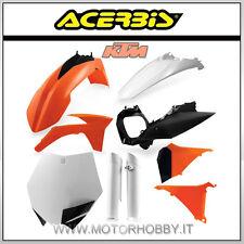KIT PLASTICHE FULL KIT ACERBIS KTM SX 2012/ SX-F 125-250-250-450 2011 - 2012