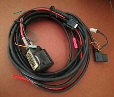 Genuine Motorola Maratrac Hkn4321b Complete Remote Control Head Cable