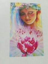 Heaven and Earth Cross Stitch Chart QS Creation by Josephine  Wall