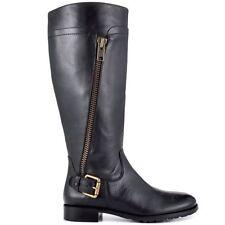 """Corso Como """"RIVET"""" Womens Riding Boot Black Sz 10"""