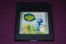 1001 PATTES (A BUG'S LIFE) - Activision - Jeu Plate-Forme Game Boy Color GBC EUU