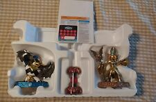 Skylanders Imaginators King Pen, Golden Queen and Fire Reactor Creation Crystal