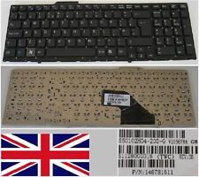 Clavier Qwerty UK SONY VAIO VPC-F11 VPC-F13 1148781611  55012H04-203-G Noir