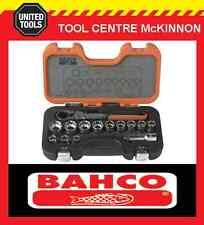 BAHCO S140T 14pce METRIC LOCKING REVERSE GO-THROUGH / GO–THRU SOCKET SET