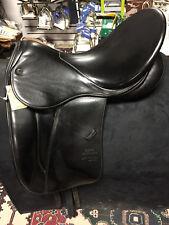 """18"""" Stubben Maestoso Deluxe Dressage Saddle"""