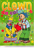 Il circo. Clown da colorare. Verde - Salvadeos - Libro nuovo in offerta!