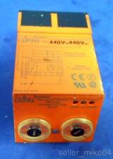 SYRELEC LUFR2, TIMER RELAY, 3 PHASE, 250 VAC, 50/60 HZ, 100 MA