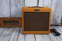 Fender® Pro Junior IV Electric Guitar Amplifier 15 Watt 1 x 10 Tube Amp Tweed