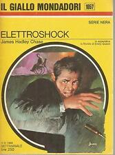 (James Hadley Chase) Elettroshock 1969 n.1057