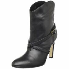 Delman Salli Ankle Boots Calf Leather (US 6M) *New in Box w/Added Rubber Sole*