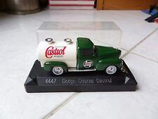 Dodge Citerne Castrol Ref 4447 Solido 1/43 miniature