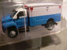 1/87 Boley 30191 US Ambulance GMC Topkick bleu/blanc