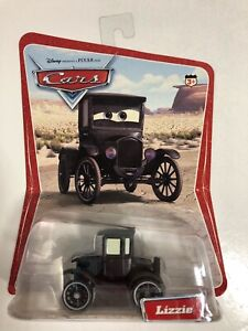 DISNEY PIXAR CARS DESERT SERIES LIZZIE FIRST RELEASE FREE SHIPPING
