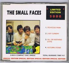 CD 3 POUCES 3 INCH MAXI SINGLE 4 TITRES SMALL FACES ITCHYCOO  LIMITED EDITION