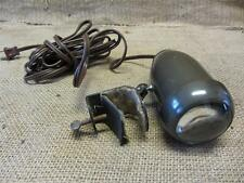 Vintage 120V Spot Light w Convex Clear Glass Lens > Antique Old Lights 7760