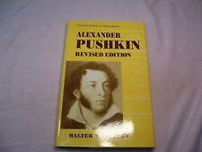Walter N. Vickery ALEXANDER PUSHKIN: Revised Edition Fine/Fine HC--FREE SHIPPING