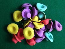 CAPPELLO WESTERN gomma vintage 80s , eraser rubber gommina da collezione