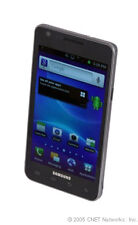 Samsung Galaxy S II SGH-I777 - 16GB - Noble Black (Unlocked) Smartphone