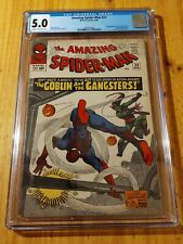 Amazing Spider-Man 23 CGC 5.0 3rd Appearance Green Goblin 4/65 *BRAND NEW*