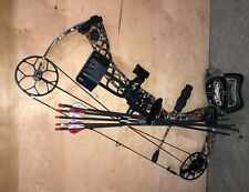 Mathews Creed Right Handed 60-70 LB Full Tuned Package Ready To Hunt