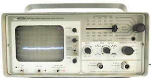 AVCOM PSA-35A Portable Spectrum Analyzer. 100 MHz - 4.2 GHz