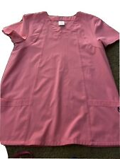 New listing Scrub Top Pink Med