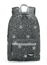 "Baida School Bag For Teen Cute Pattern Fit 14"" laptop Fashion StarPrint backpack"